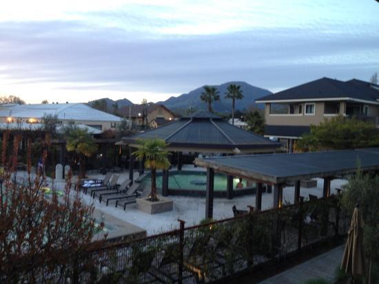 Calistoga Spa Hot Springs Bild