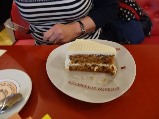 Patisserie Valerie Carrot Cake