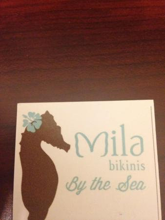 Mila Bikinis by The Sea Boutique