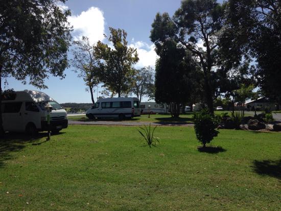 Waitangi Holiday Park : photo0.jpg