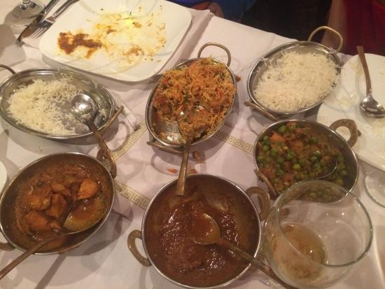 Lafayette Hill, Pensilvania: Best Indian food in the area!