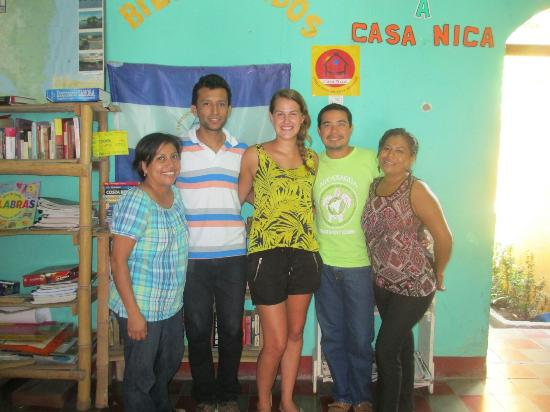 Casa Nica Spanish School: Fun, Cultural Afternoon Activities!