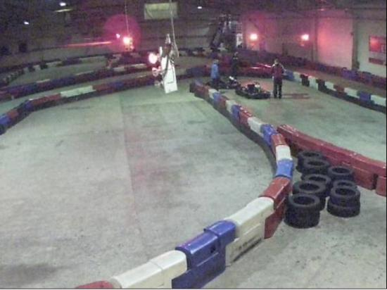 Kartstart Indoor Raceways