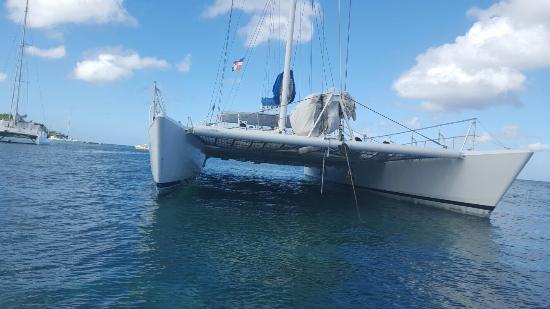 Bayahibe - Catamaran Ride to Saona Island