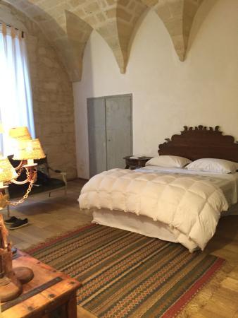 B&B Palazzo Gorgoni: My spacious room at the Palazzo Gorgoni