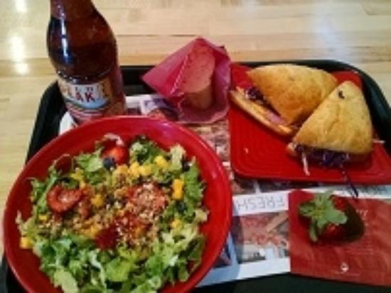 Salad Zupa S Picture Of Cafe Zupas Phoenix Tripadvisor