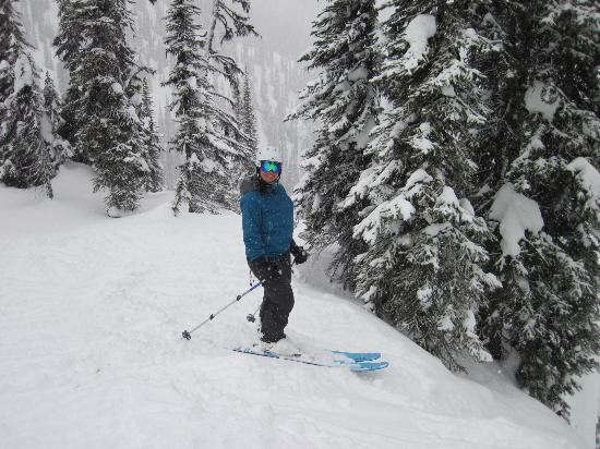 Great Northern Snowcat Skiing: Happiness is deep snow