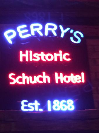Perry's Schuch Hotel