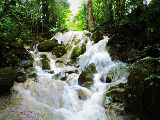 Golfito, Costa Rica: Waterfall