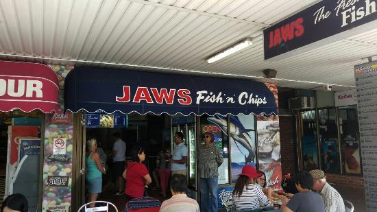 Jaws kiama