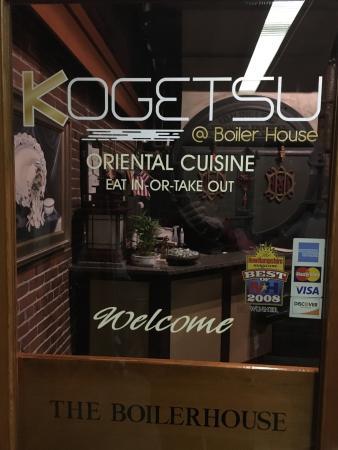 Kogetsu Restaurant