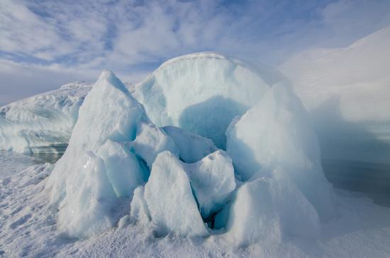 Sutton, Αλάσκα: seed of glacier