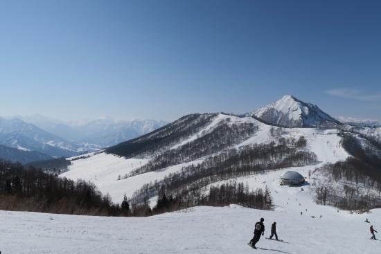 Maiko Snow Resort: 奥添地