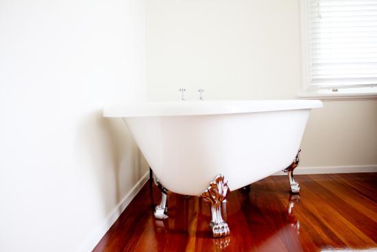 Νέο Πλίμουθ, Νέα Ζηλανδία: Bathroom