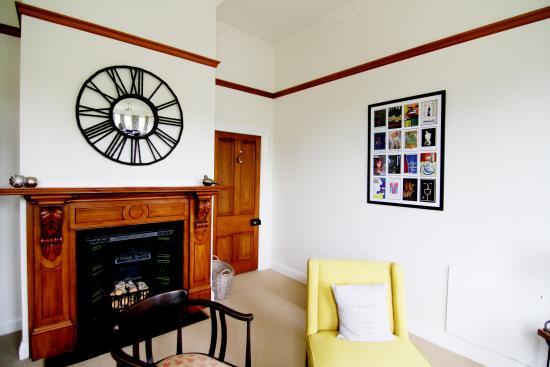 New Plymouth, Nueva Zelanda: Guest Lounge