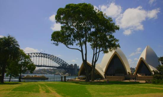 Sydney Free Walking Tour