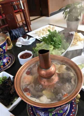 HongYuan Shabu Restaurant (RiTan Road)