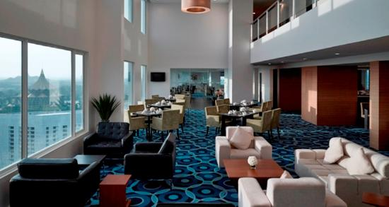 Pullman Kuching: Executive Lounge
