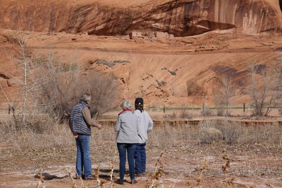 Canyon de Chelly National Monument: Cliff Dwellings