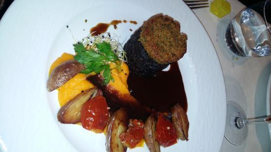 Cot place photo de restaurant cot place mandelieu la - Joue de boeuf prix ...