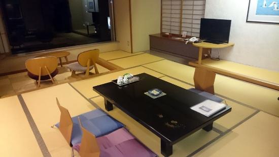 Matsushima Ichinobo : Wohn- und Schlafbereich