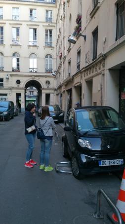 ホテル ヴィクトリア パリ Image