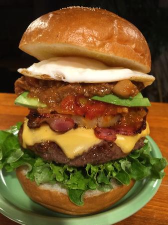 Burgershop Hotbox