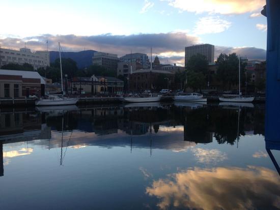 Greater Hobart, Australia: Harbour view