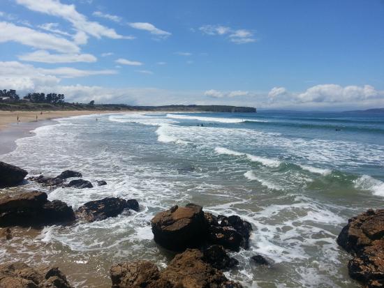 Greater Hobart, Australia: one of many beaches