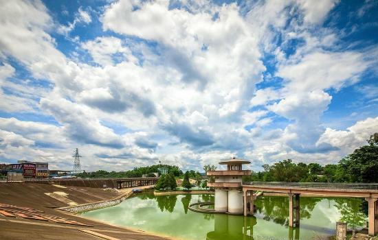 Dawang Beach Water Conservancy Scenic Spot