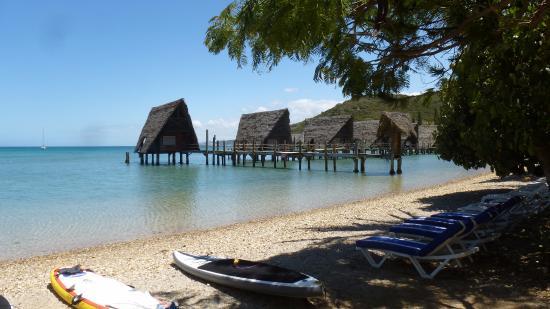 Kuendu Beach Resort Photo