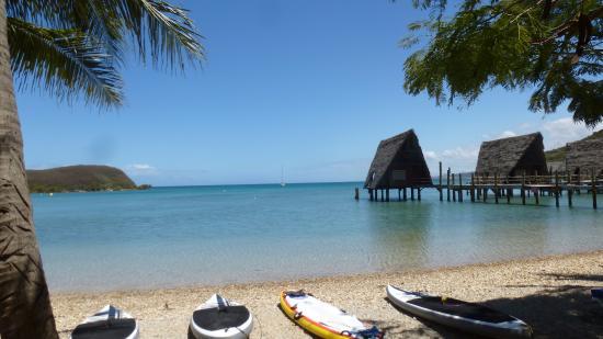 Kuendu Beach Resort