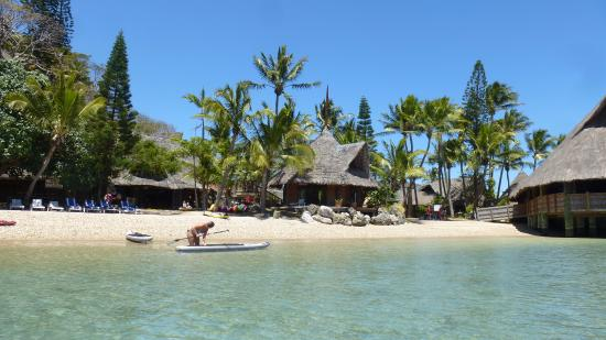 Foto de Kuendu Beach Resort