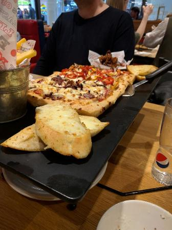 Pizza Hut Gateshead Intu Metroctr Menu Prices