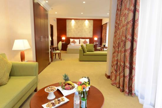 Donatello Hotel: Junior Suite