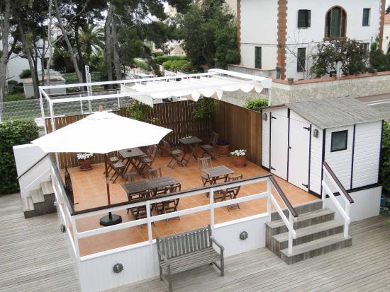 Antonio's House: Jardin