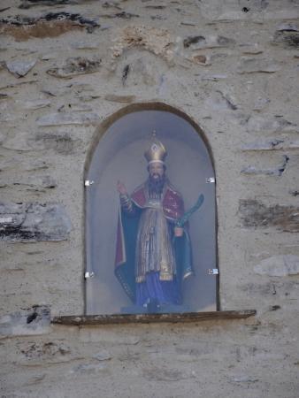 Loubajac, France : Église Saint-Saturnin, Lugagnan (Hautes-Pyrénées, Languedoc-Roussillon-Midi-Pyrénées, France.