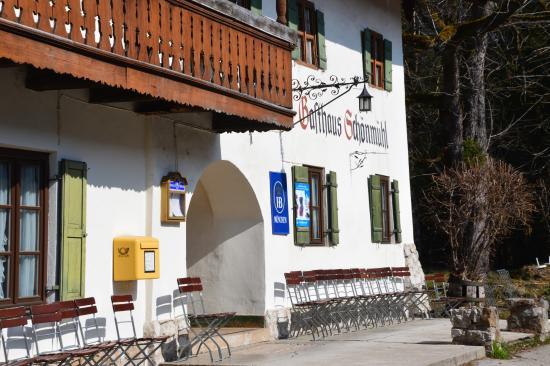 Gasthaus Schoenmuehl