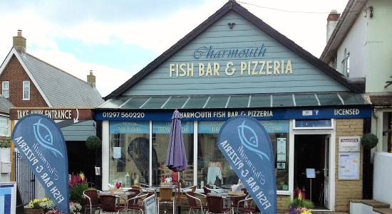 ‪Charmouth Fish Bar and Pizzeria‬