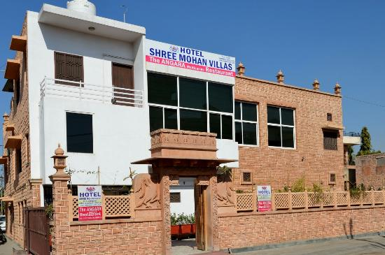 Hotel Shree Mohan Villas