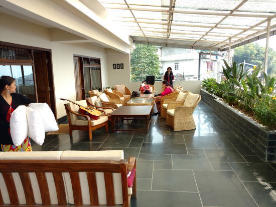 varandah common place picture of temi house homestay service rh tripadvisor co za