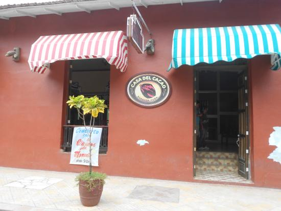 Baracoa, Cuba: casa del cacao