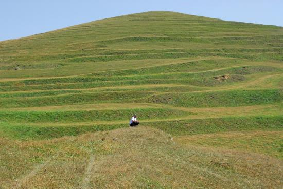Pushkin-Tau Mountain照片