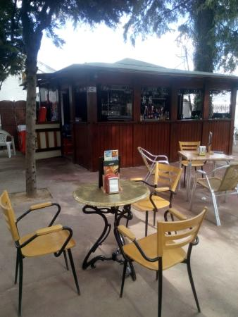 Restaurante terraza bar el castillo en ronda - Bares en ronda ...
