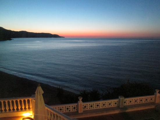 Hotel Paraiso del Mar: Early morning view from 208
