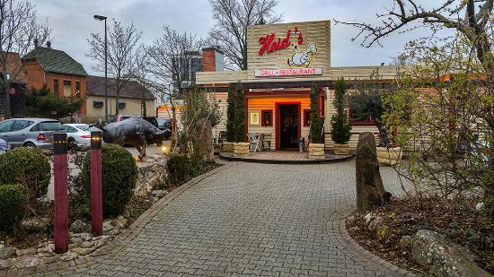 Heids Grill Restaurant - Picture of Heids, Heidelberg