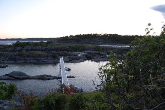Langesund, Noruega: The light and scenery are wonderful.
