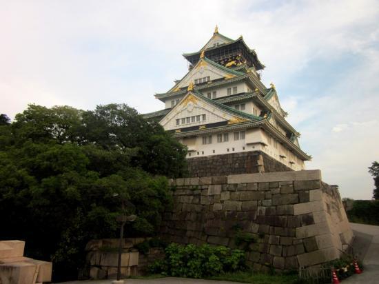最上階からの眺め - Picture of Osaka Castle, Osaka - TripAdvisor