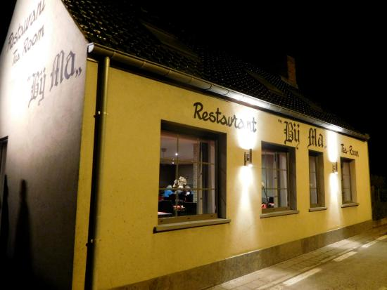 West Flanders Province, Belgia: The restaurant