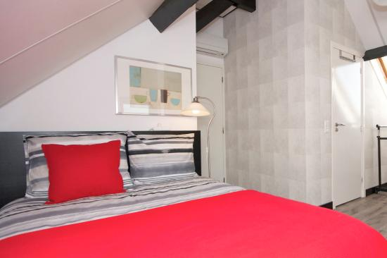 Maasland, Nederland: tweepersoonskamer met eigen badkamer